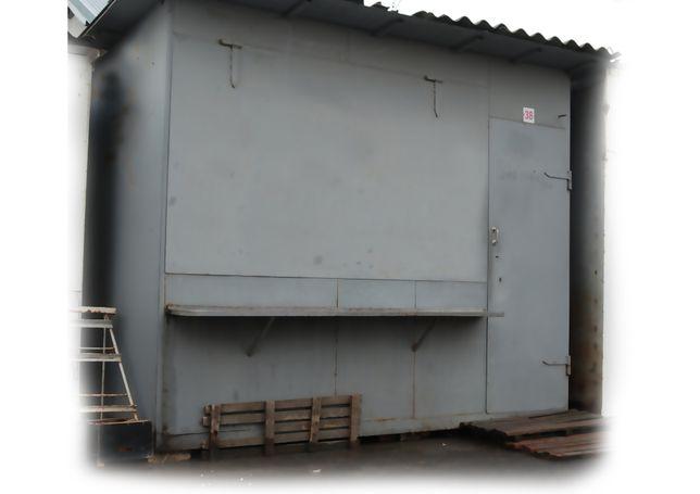 Продам якісний металевий кіоск (МАФ, офіс, ларьок, вагончик, дачний бу