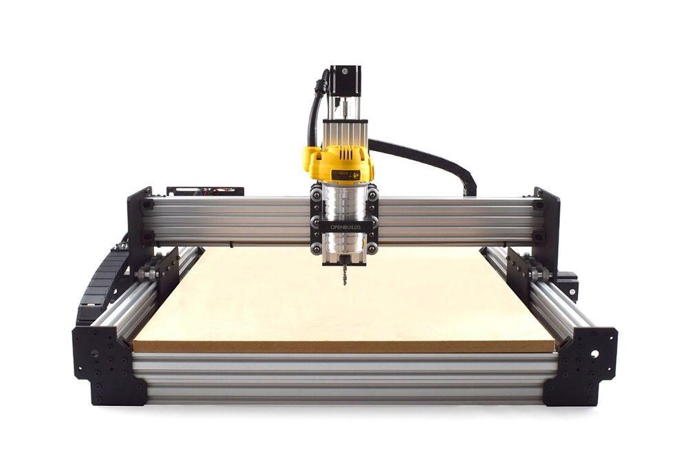 CNC Router Workbee 500x700mm->1500x1500mm