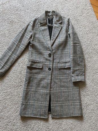 Пальто демисезонное, шерсть