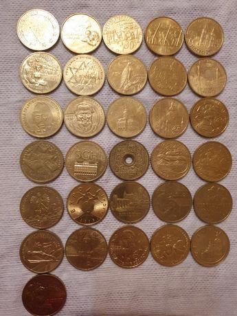 Колекцій монети (5 і 2 злотих)