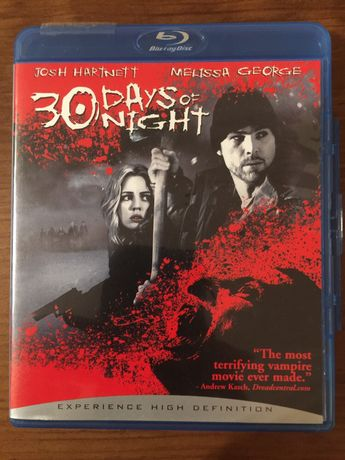DVD Blueray 30 Days of Night