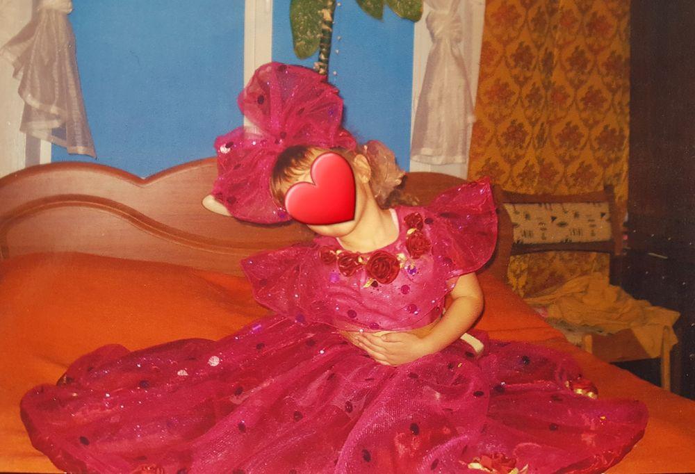 Новогоднее платье конфетки Сумы - изображение 1