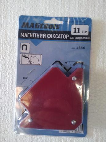 Магнитный фиксатор для сварки 11кг