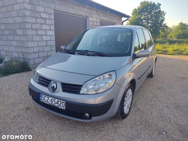 Renault Scenic 1.6 16V GAZ Automat Klima Zadbany