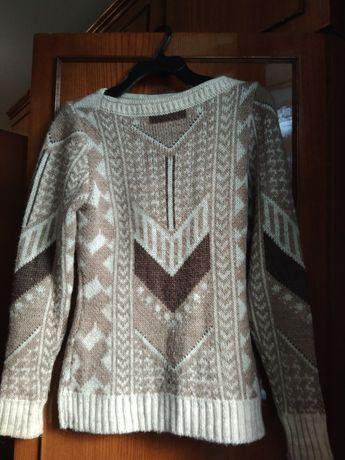 свитер женский теплый