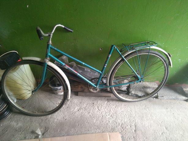 Nowy rower Ukraina