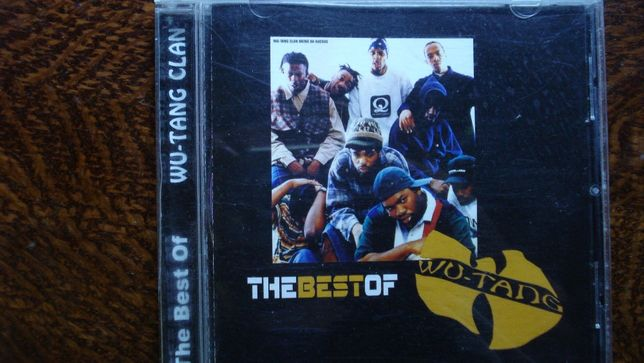 продам СD диск Wu-Tang ClanThe Best