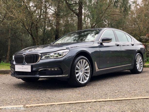 BMW 740 D X-Drive