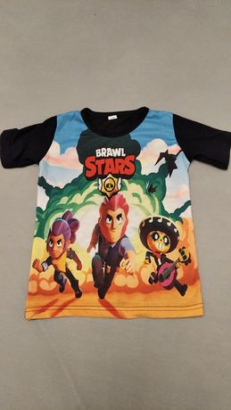 Koszulka Brawl Stars rozm 104cm