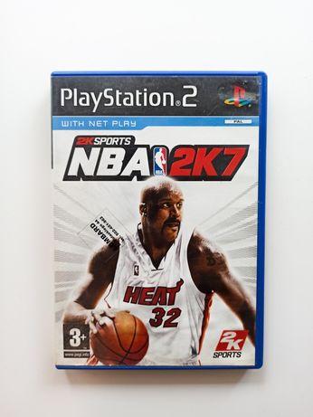 Gra PS2 - NBA 2K07 - PlayStation 2