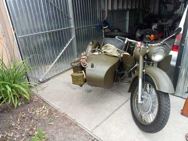 KMZ k-750 m motocykl