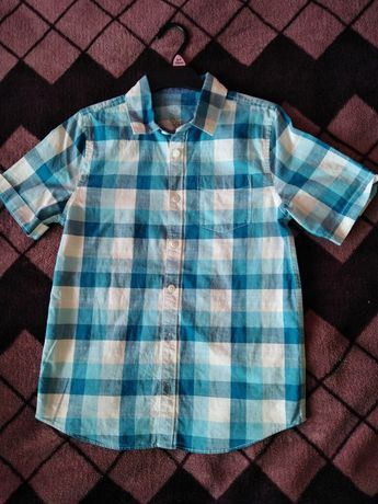 Koszula, roz. 134 elegancka, jak nowa.