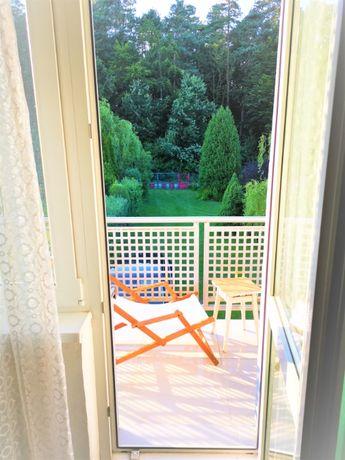 Dom na pięknej działce na skraju lasu.W rozliczeniu przyjmę mieszkanie