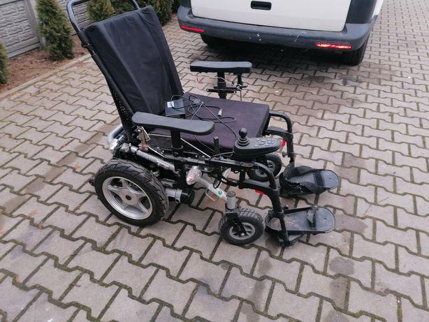 Wózek inwalidzki elektryczny firmy Bonito