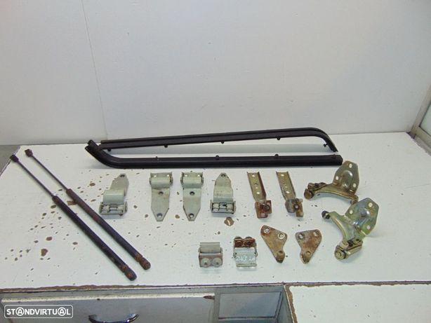 Bedford rascal varias peças