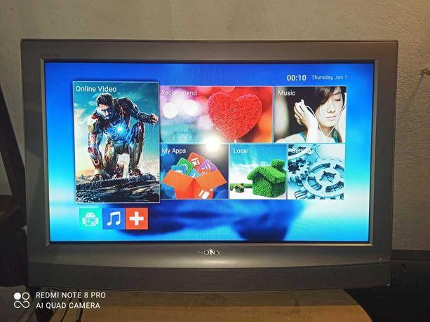Sony 32 cale Możliwość Smart TV
