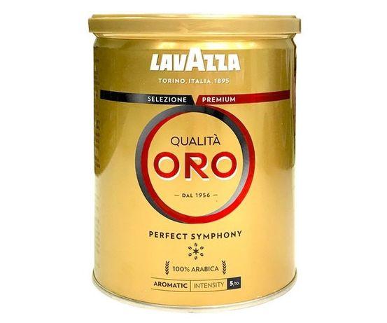 Кофе Lavazza ORO ж/б молотый 250 г