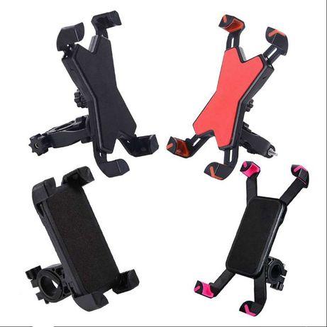 Suporte universal de telemóveis, Gps para motas ou bicicletas (Novo)