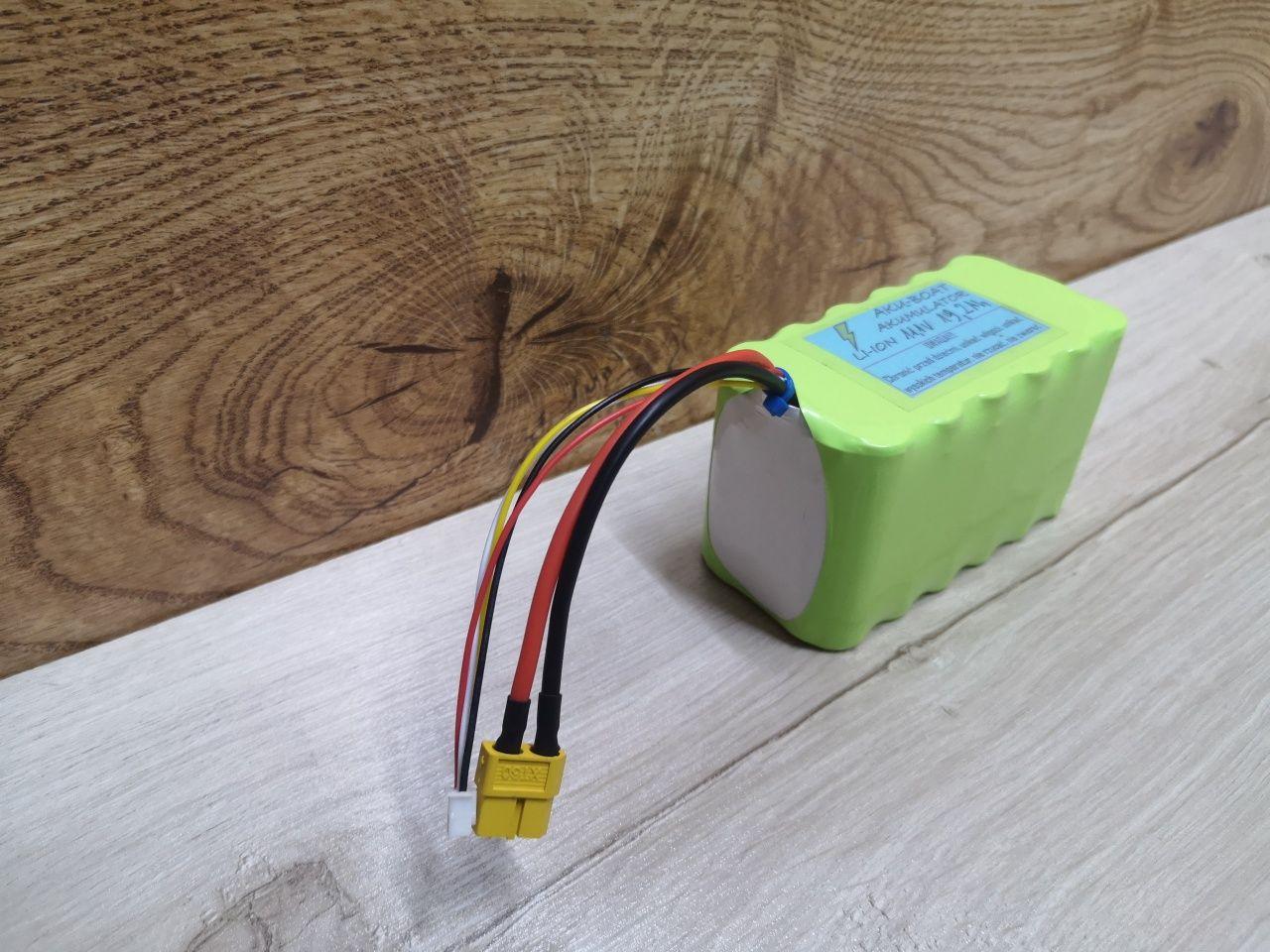 Akumulator łódka zanętowa pakiet li-ion liion