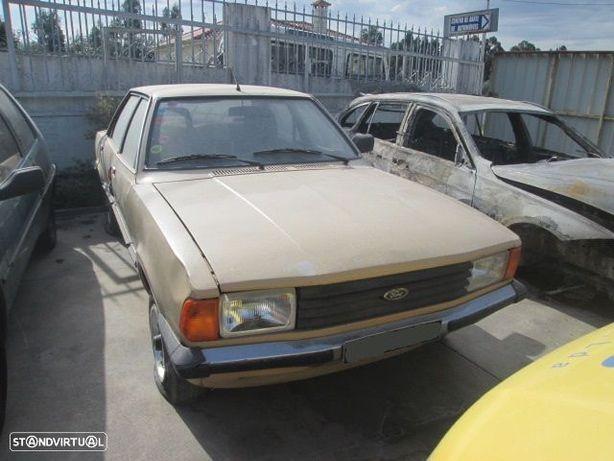 Carros 2501 MOT AB59890 FORD / TAUNUS / 1985 / 1.3I / MOT AB59890 /
