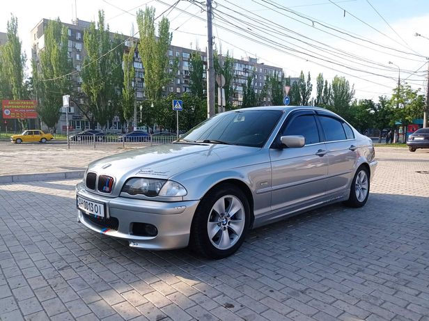Продам BMW E46 1999 г.