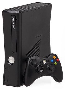 X BOX 360 SLIM 500 GB