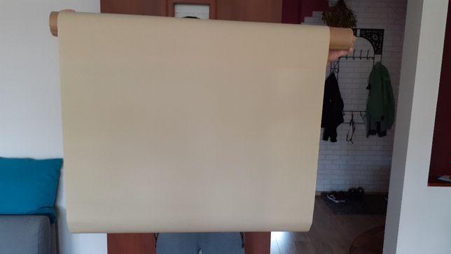 Nowy materiał na rolety: jasny beż (90x95 cm) i ciepły beż (90x140 cm)