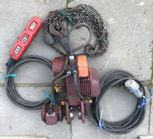 Wyciąg łańcuchowy elektryczny