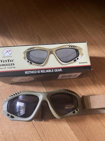 Тактические очки Ventec Tactical Goggles