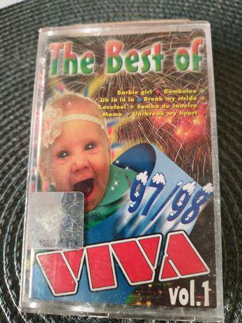 The Best Of  97/98 VIVA vol.1 Kaseta Audio
