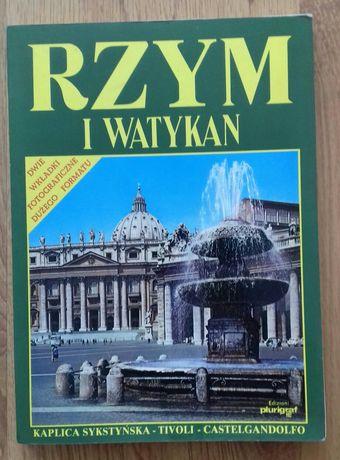 Rzym i Watykan- książkę