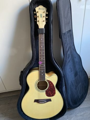 Gitara akustyczna elektroakustyczna epiphone ibanez AEL-20
