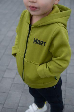 Модный теплый спортивный костюм ФЛИС для мальчика р. 86, 98
