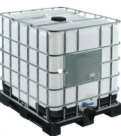 Zbiornik na paliwo wode mauzer 1000l