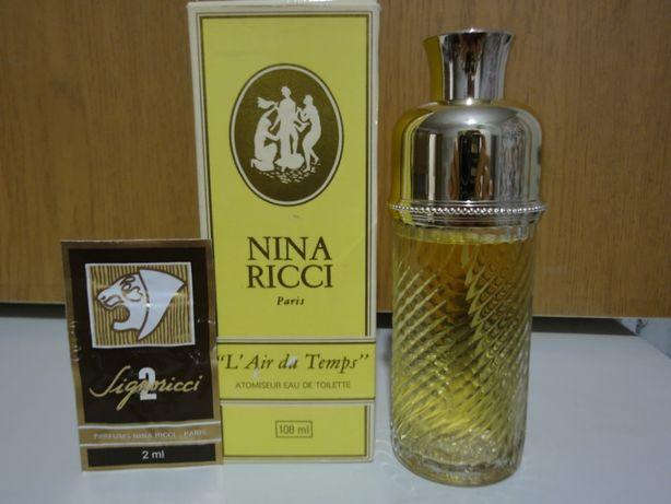 "Nina Ricci L`Air Du Temps"" de toilette 108 ml Франция оригинал винтаж"