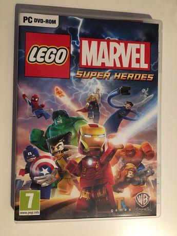 Gra Lego marvel PC DVD-ROM