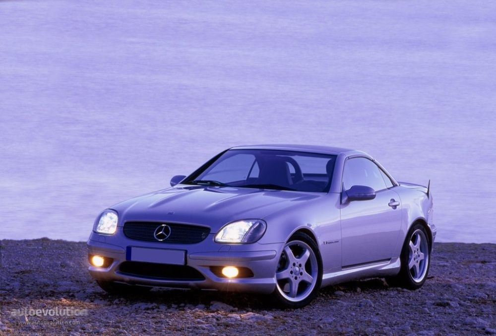 Jantes 17 Originais Mercedes SLK R170 AMG