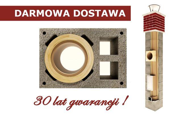 Komin systemowy 5m KW2 system kominowy ceramiczny 30 lat GWARANCJI!