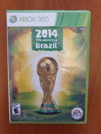 Gra Xbox 360 Fifa World Cup 2014 Brazil