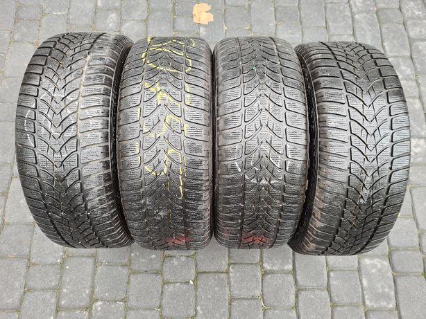 Opony Dunlop SP Winter Sport 4D - 205/55/16