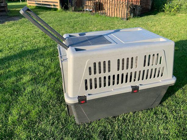 Transporter dla średnich i dużych psów. Odbior osobisty