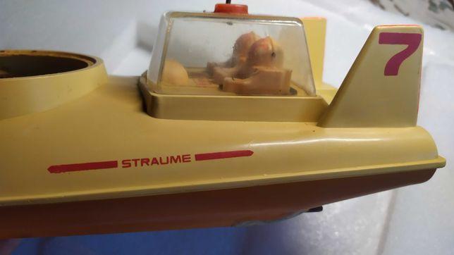 Игрушка планетоход луноход страуме Straume времён ссср