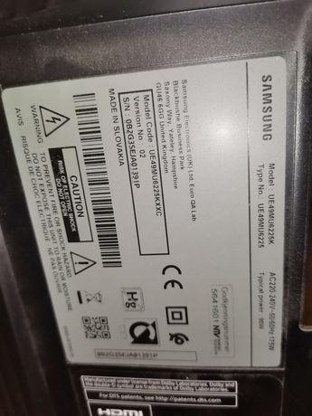 Smart tv Samsung ue48mu6225k