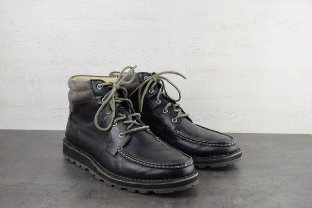 Демисезонные ботинки Sperry Top-Sider. Кожа. Размер 44
