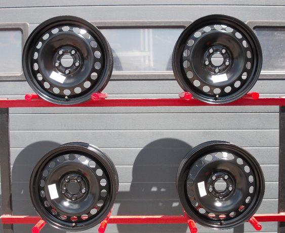 Felgi stalowe 15 5x100 et40 IBIZA 6J VW Polo 6 Skoda FABIA III RAPID