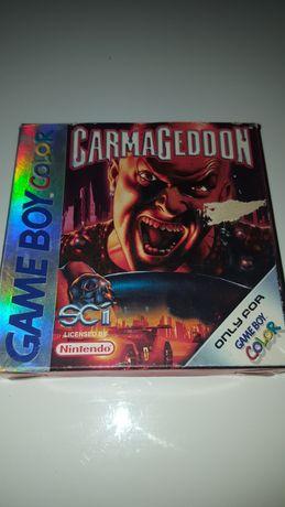 Gra oryginalna Carmagedon Nintendo Game Boy Unikat