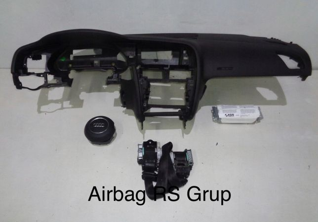 Audi A5 tablier airbags cintos!