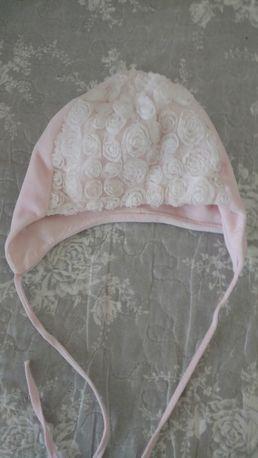 Очень красивая шапка шапочка , 46 размер