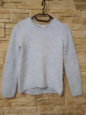 Sweterek dziewczęcy 140