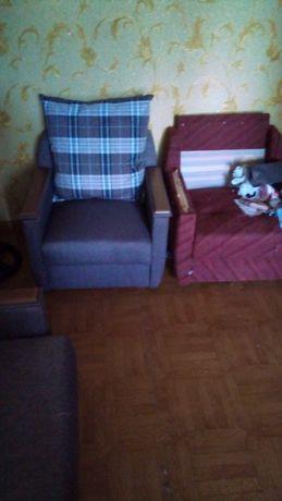 Ремонт, перетяжка мягкой мебели.